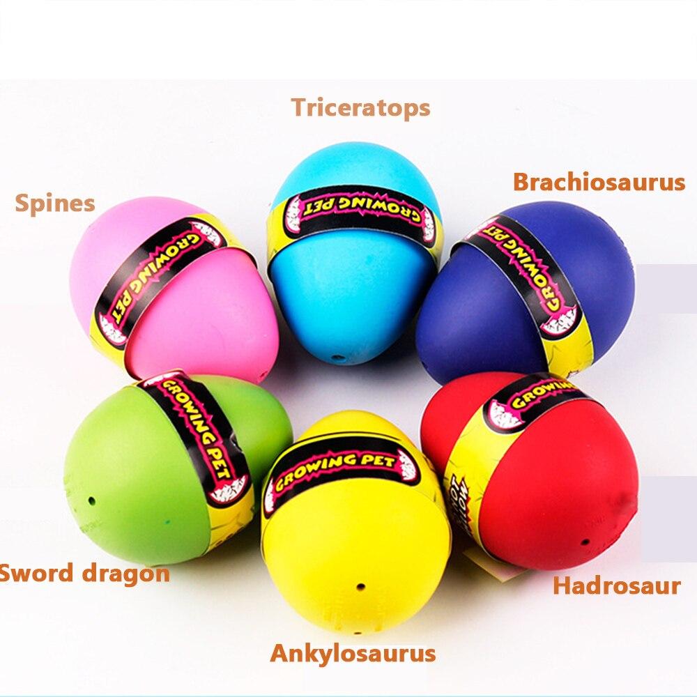 Novelty Toy Dinosaur Hatchery Toys For Children Easter Gift Breeding Process Teach Toy Dinosaur Egg
