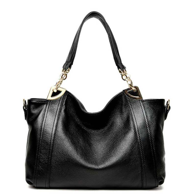 Fashion New Exclusive Women's Handbag Soft Cowhide Leather Crossbody Bag For Women Large Capacity Female Shoulder Bag sac a main
