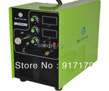 MIG-250 welder mig inverter welding machine