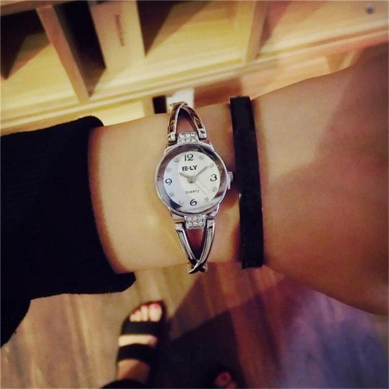 New Women Watches Students Fashion Simple Bracelet Petite Temperament  Bracelet Watch Dial Hours Montre Femme Free Shipping 3c8ad0e62c58f