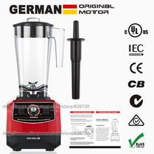 G5500 9 Speed mixer system Red