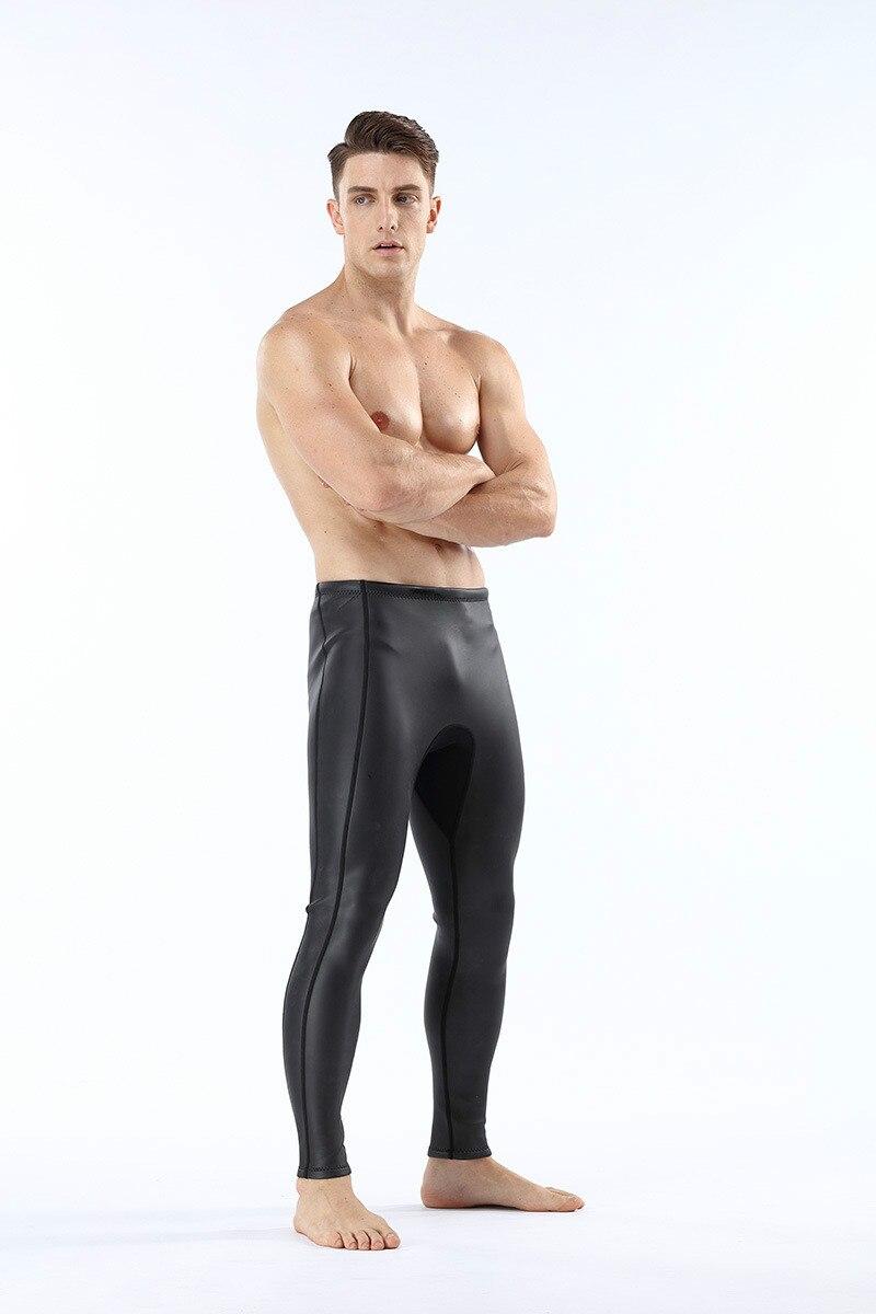2 мм светлая кожа CR дайвинг гидрокостюм для дайвинга брюки теплые штаны для дайвинга мужские уличные плавки Новое поступление 2018 - 6