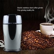 Neue Ankunft 130 Watt 70g Electric Coffee Gewürzmühle Maker Beans Herbs Nuts Mühle Edelstahl Küche Schleifwerkzeug