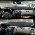 dashmats car-styling accessories dashboard cover for honda accord 1998 1999 2000 2001 2002 6th generation