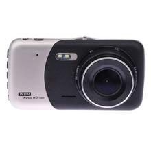 """Coche DVR 4.0 """"Cámara de la Rociada Leva Del Coche DVR Cuadro Negro Grabador de Vídeo Dash Cam G-sensor de Visión Nocturna Full HD 1080 P DVRS"""