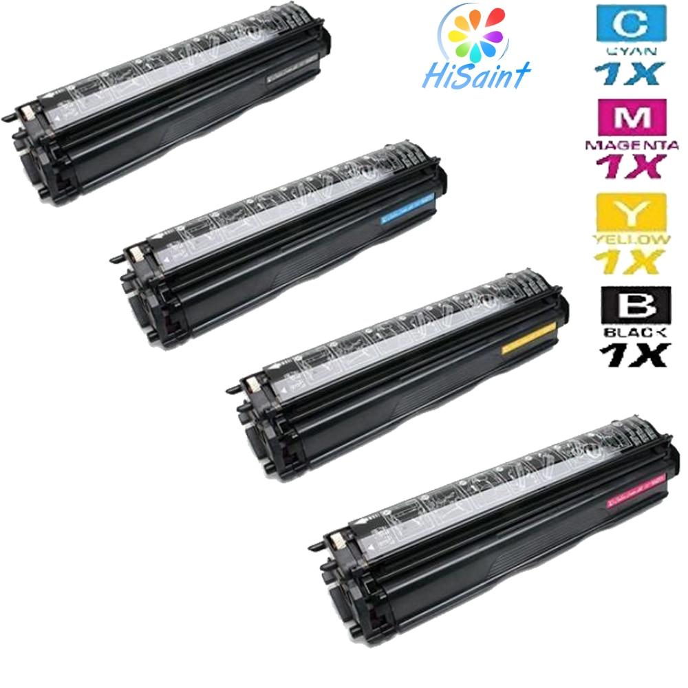 Neue Kompatible Tonerkartuschen 4 Farbe Set für HP 8500 Für HP COLOR...