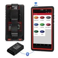 Старт X431 мини видеокамера регистратор с креплением к OBDII профессиональный автоматический сканер DPF ABS SAS EPB давления воздуха в шинах мульти Я