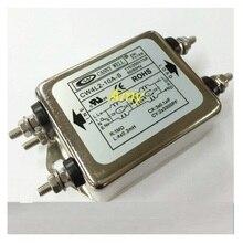 Тайвань мощность EMI фильтр CW4L2 10A 20A S Двухступенчатая дезактивация однофазный 220 В
