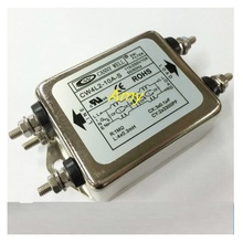 POWER-EMI-FILTER 10A 20A 220V CW4L2 Double-Stage-Decontamination Single-Phase Taiwan