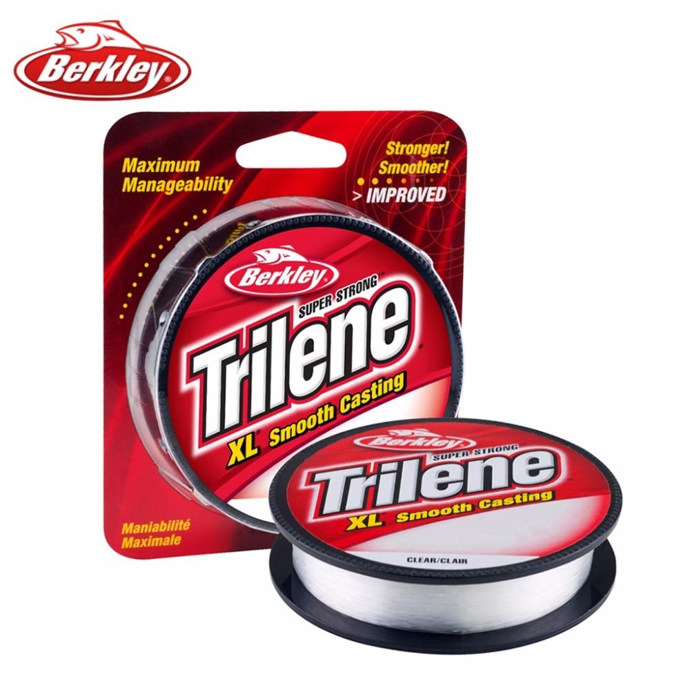 Original Berkley Brand 300yd/330yd Trilene XL Fishing Line Clear ...