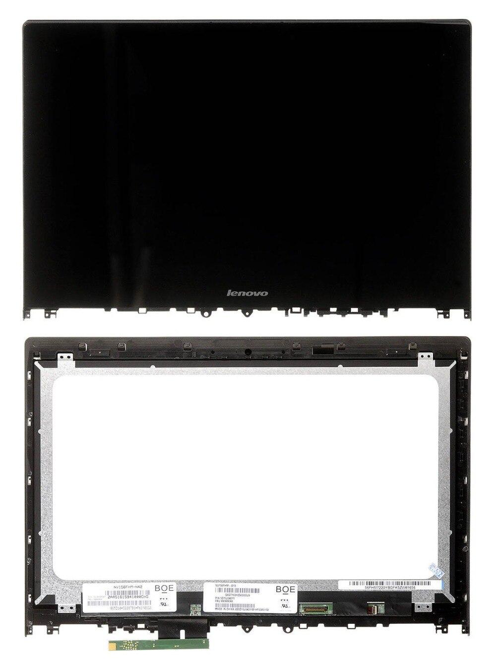 LPPLY 15.6 pouces pour LENOVO THINKPAD EDGE 2-15 écran LCD avec écran tactile numériseur assemblage livraison gratuite