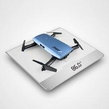 JJRC H47wH Foldable WIFI FPV Drone 4CH Quadcopter w/ 720P Camera G-sensor Accessiors F22245/46