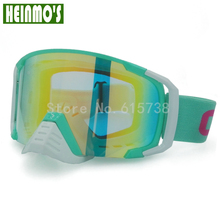 New Popular Motorcycle glasses Motocross Goggles Oculos Motorcycle Gafas Racing MX Goggle Glasses