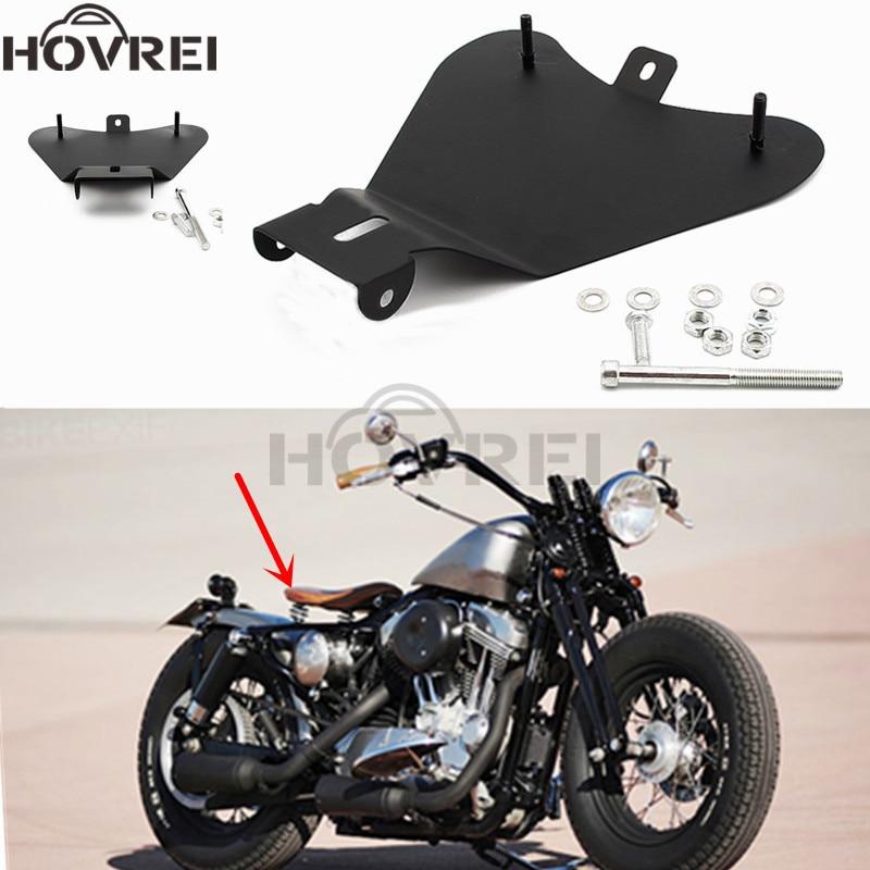 Motorcycles Solo Seat Baseplate Bracket For Harley Chopper Bobber Custom USA