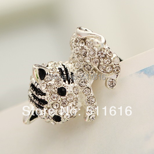 New Phone Earphone Dust Plug Jack Dust Plug Small Diamond 3.5mm Dust Plug Earphone Plug For iPhone&iPad & Samsung S5