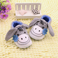 Cute Baby Girl Shoes Gray Donkey Soft Soled Baby Boy Shoes Slippers First Walkers chaussures fille sapatos infantil scarpe bimbo