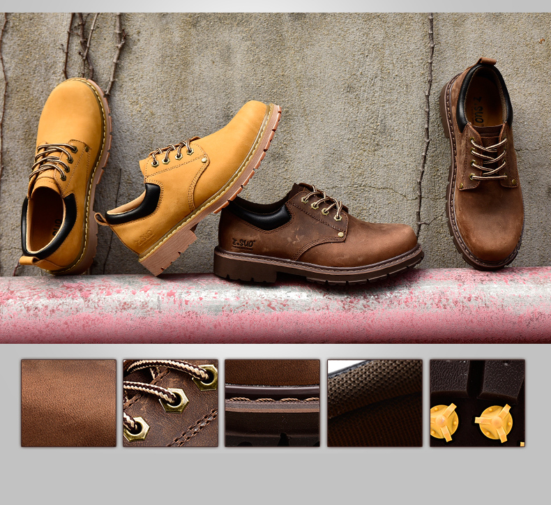 19 New Fashion Men's Genuine Leather Shoes Men Lace Up Oxford Flats Spring Autumn Comfortable Handmade Moccasins Men Shoes 5