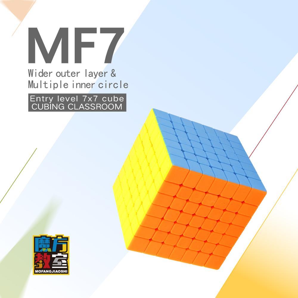 Moyu 7x7x7 Meilong Replaced Mofangjiaoshi MF7 7x7 Magic Speed Cube Puzzle 7Layers Cubo Magico Educational Toys For Children Kids