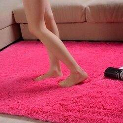 Unikea 60*120 cm/23.62 * 47.24in włochaty dywan dla pokoju gościnnego anti slip rzut dywan dla pokoju gościnnego pranie mechaniczne