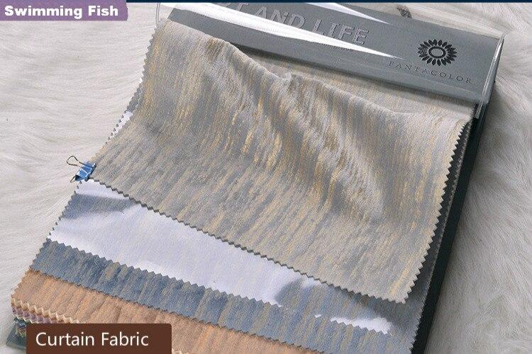 High Grade Sofa Soft Roll Cloth Polyester Velvet Blackout Curtain Fabric Custom Made Curtain Material Diy Fabric Wholesale