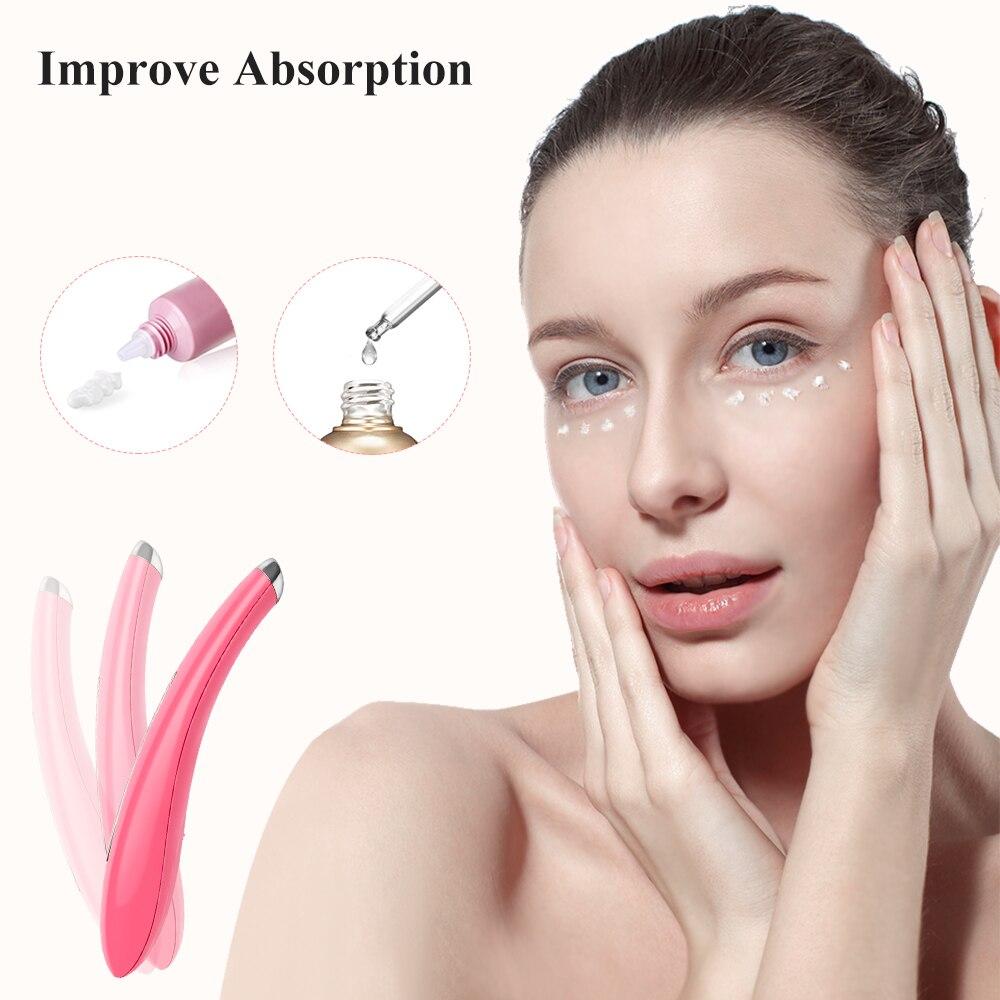 TOUCHBeauty Skin Device, Hot &Cool Skin Rejuvenation Beauty Instrument With Sonic Vibration TB-1389Z