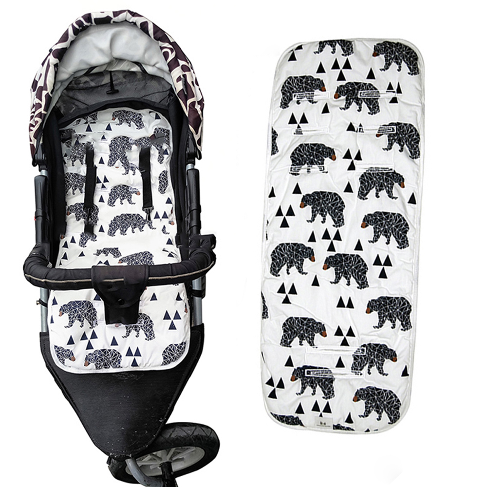 Baby Stroller Seat Cushion Diaper Pad An