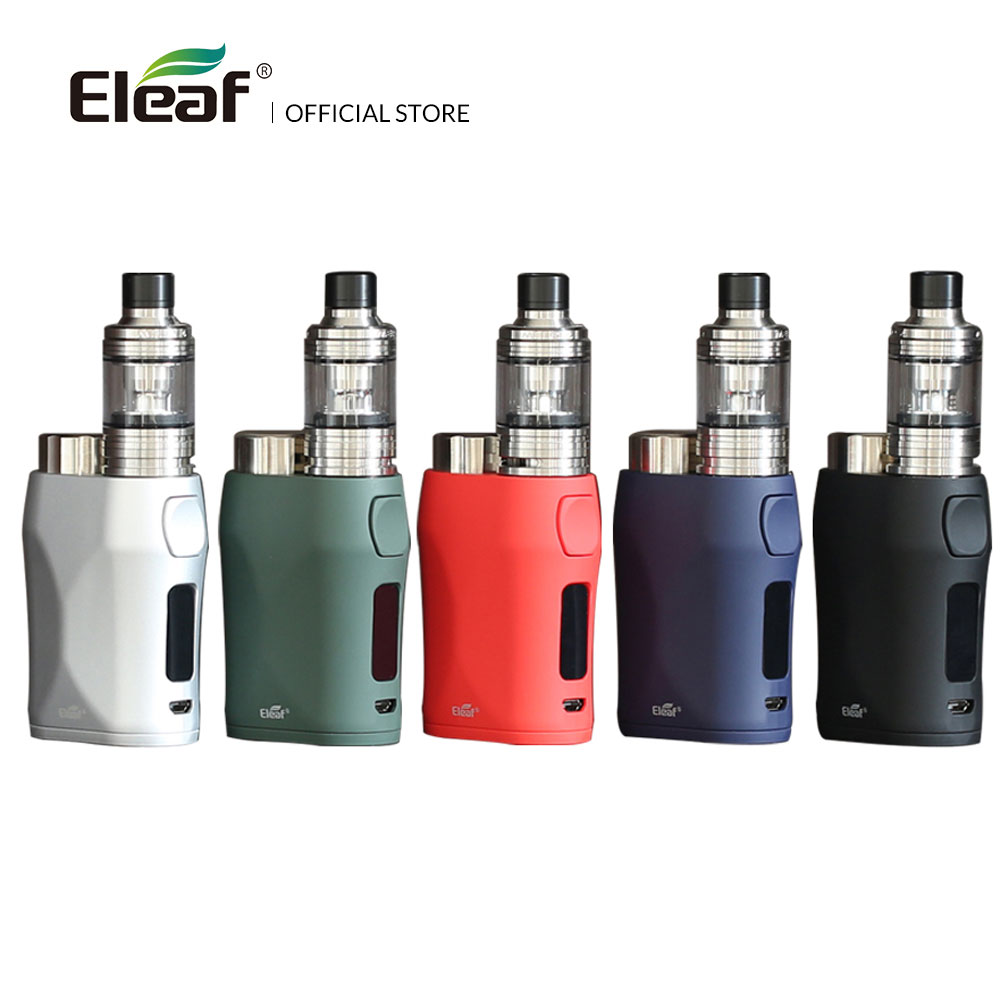 Original Eleaf iStick Pico X mit MELO 4 D22 Kit 75 W mit 2 ml tank in 0.15ohm EC-M Spule elektronische Zigarette