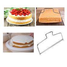 Stainless Steel Double Wire Cake Cutter