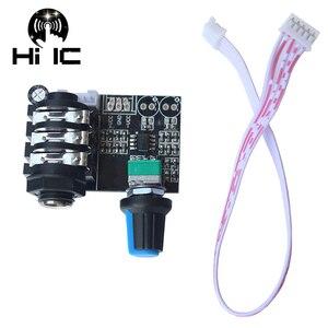 Image 1 - TL072 연산 증폭기 높은 임피던스 전치 증폭기 프리 앰프 프리 앰프 보드 기타 악기