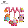 0-12 Months Baby Toy Educational Newborn Mobile Baby Rattles Musical Toys For Kids Colorful Infant Stroller Car Hanging HT827