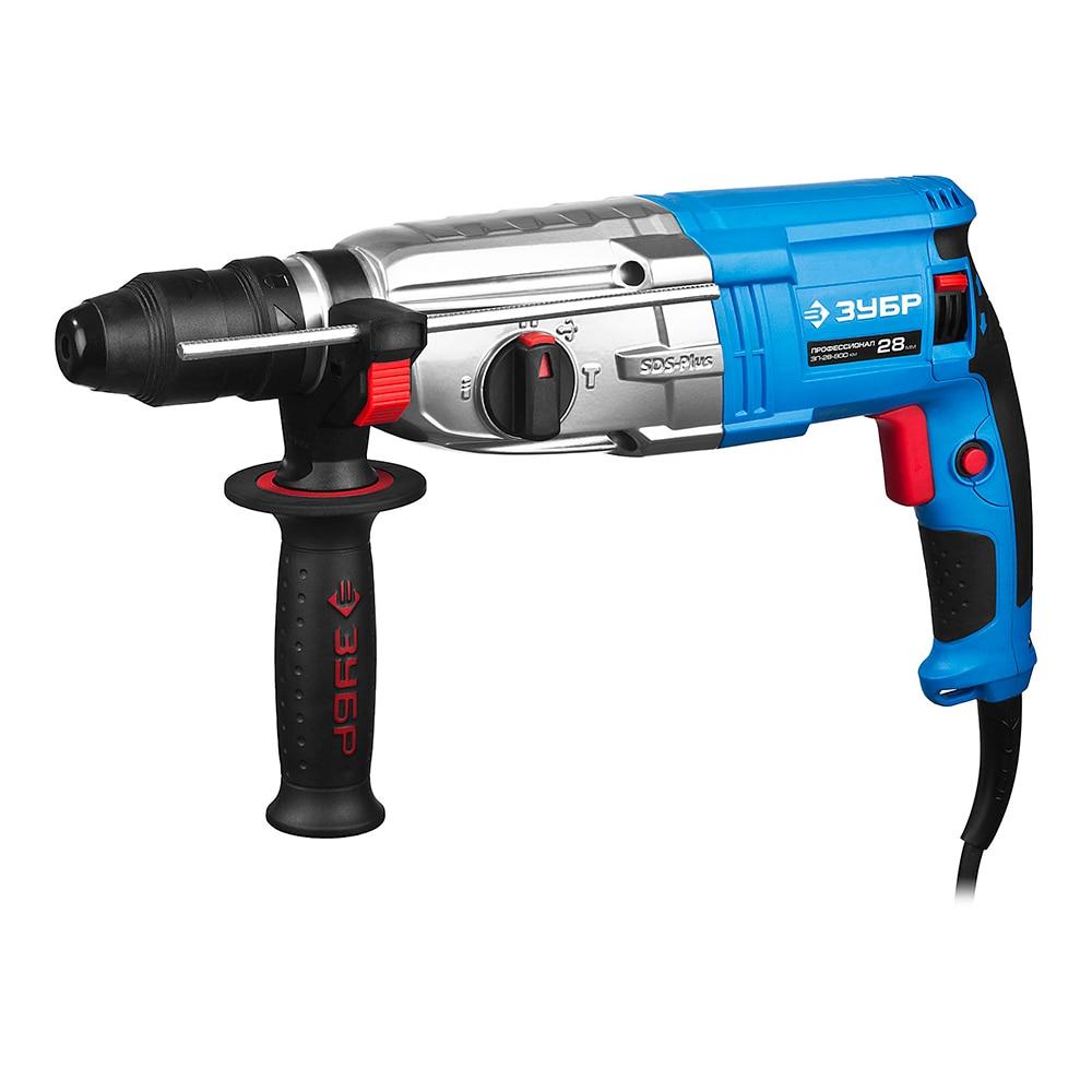 цена на Rotary hammer ZUBR ZP-28-800 KM