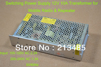 Switching Power Supply 12V 10A Transformer for Mobile Radio,Repeater