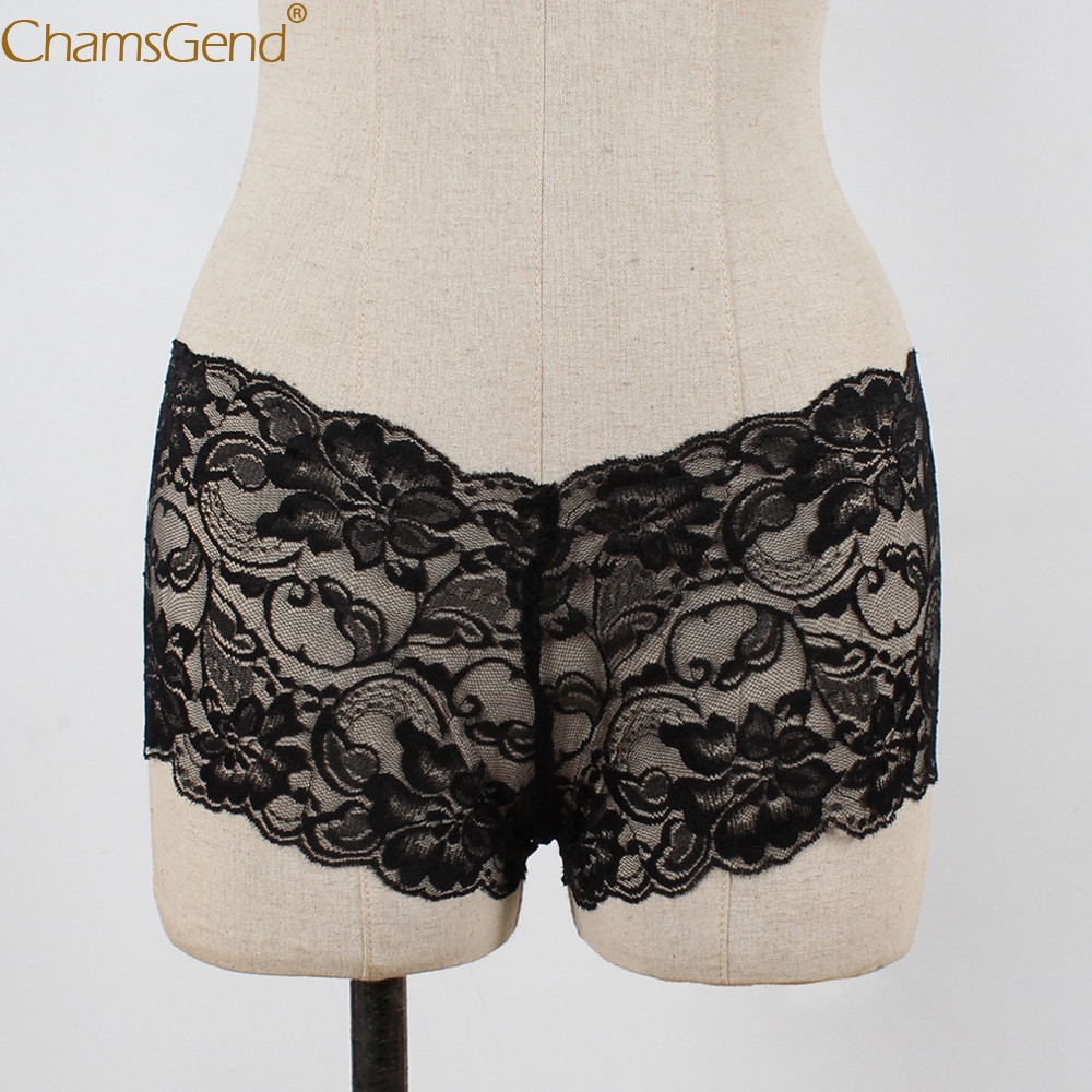 Buy Newly Design Women Sexy See Lace Panty Sexy Linegrie Brief Knicker  80620 Drop Shipping