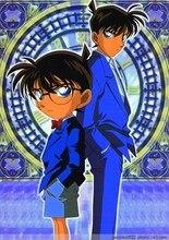 Detective Conan Anime Conan 45*30CM Wall Scroll Poster #29864 groo vs conan