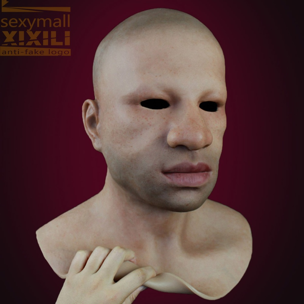 Halloween Mask Silicone Promotion-Shop for Promotional Halloween ...