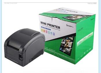 2017 новое поступление gp-3120tl 127 мм/сек. USB порт Термальность стикер принтера ширина печати 20-80 мм RR товара Термальность штрих принтер