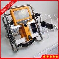 40 м DVR монитор домашнего и промышленного дымоход плита инспекции Камера 360 градусов вращения с счетчик VT 140R