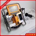 40m DVR Monitor Home and Industrial Chimney Stove Inspection Camera 360 Degree Rotation with counter meter VT-140R