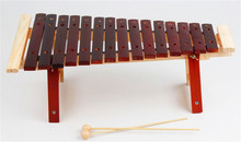 New Wooden Baby Toys Montessori 15 Scales xylophone Preschool education on piano Baby Early Educational Toys Baby Gifts