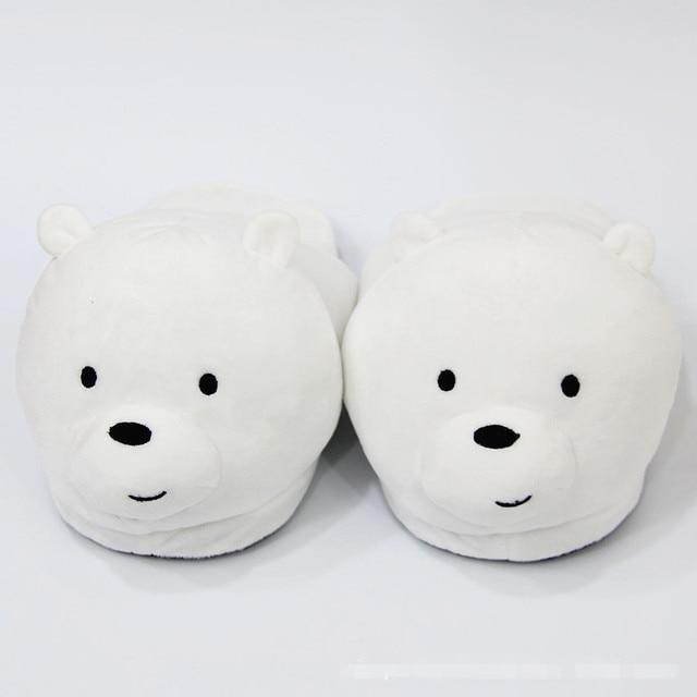 Тапочки Мы обычные медведи 3