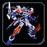 DRAGON_MOMOKO modelo 1/100 MG azul mezclado 2 tipo L herejía azul tipo 3 puede ser reemplazado figura de acción Gundam decoración infantil de Juguetes