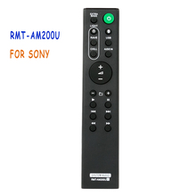 New For Sony RMT-AM200U Home Audio System Bluetooth  AV System GTK-XB7 GTKXB7 Remote Control цена 2017