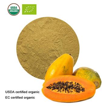USDA i certyfikat EC organiczny ekstrakt z owoców Pawpaw ekstrakt z papai 10 1 Papain enzymu tanie i dobre opinie Utrata masy ciała kremy Pierścień magnetyczny toe