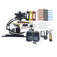 Full Set RC Drone MultiCopter Aircraft Kit F550 Hexa Rotor Air Frame GPS APM2 8 Flight
