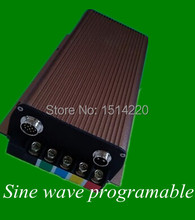 wave bike programable motor