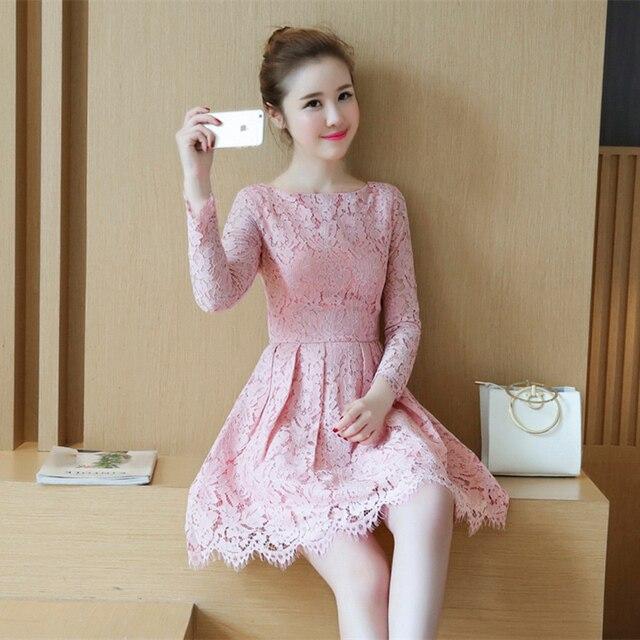 Lace Beautiful Dresses