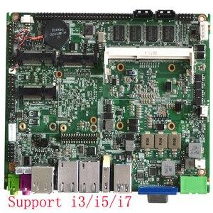 Image 1 - عالية الجودة إنتل كور i7 3537U المعالج 4 جيجابايت ذاكرة عشوائية اللوحة الصناعية سلسلة المدى لوحة تحكم رئيسية ITX مصغر