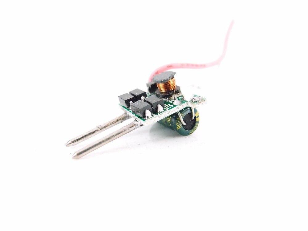 10 Pcs Nouveau PL9823 F8 DEL 8 mm ronde DEL RVB Chipset P9823 à l/'intérieur Full Color DEL