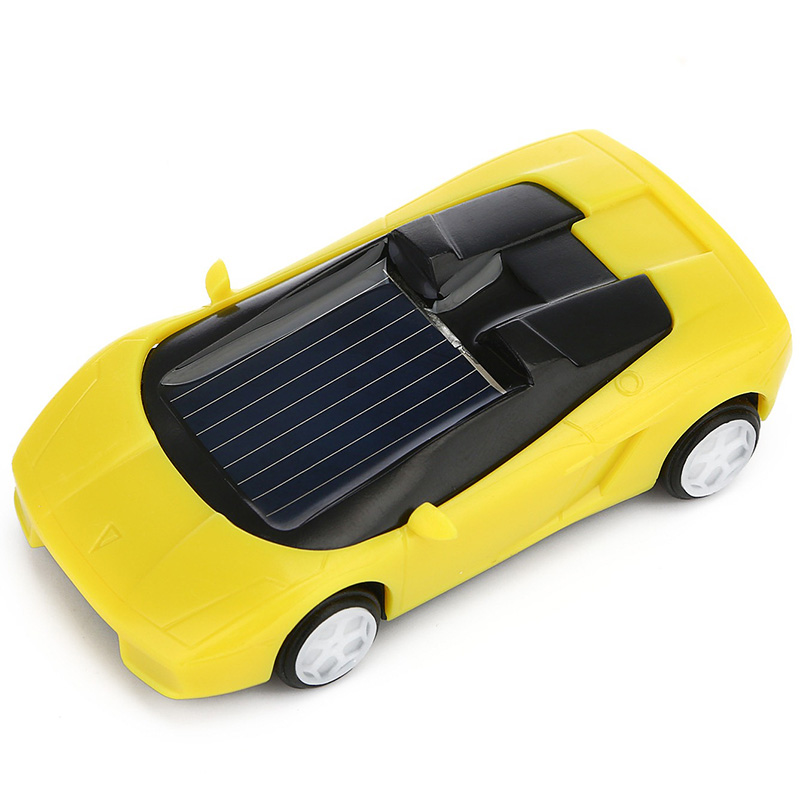 Solar Racing Car Mini Plastic Solar Power Insect Toy Children's Toys Gifts For Children Kids Fashion Educational Novelty Toys
