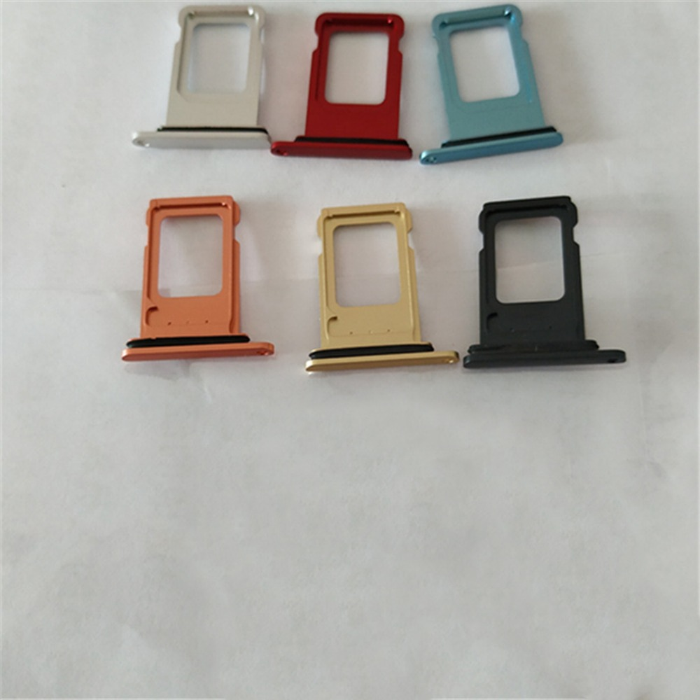 SIM Card Reader Slot Socket Holder Connector Tray Replace For Iphone XR XS Max